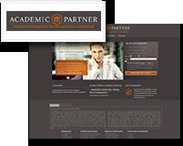 Logo und Vorschaubild von Academicpartner.de