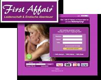 Logo und Vorschaubild von First Affair