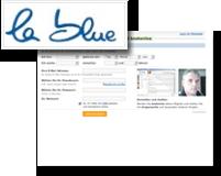 Logo und Vorschaubild von la blue