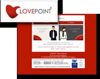 Logo und Vorschaubild von Lovepoint