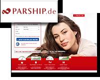 Logo und Vorschaubild von Parship.de