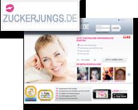 Logo und Vorschaubild von Zuckerjungs.de
