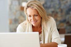 In einem Chat Portal lernen sich täglich viele Singles kennen.
