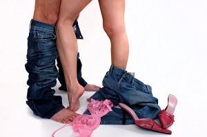 Fremdgehen leicht gemacht mithilfe des Online Datings.