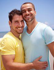 Gay Männer lernen sich vorwiegend im Internet kennen.