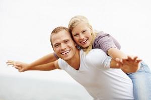 Im Online Dating kann jeder seinen Lebenspartner finden.