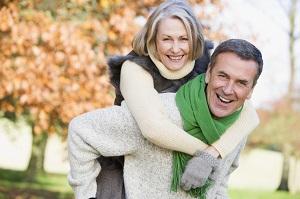 Mit einem Partner ist das Leben lebenswerter.