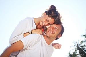 Mit dem richtigen Partner an seiner Seite geht man durch dick und dünn.