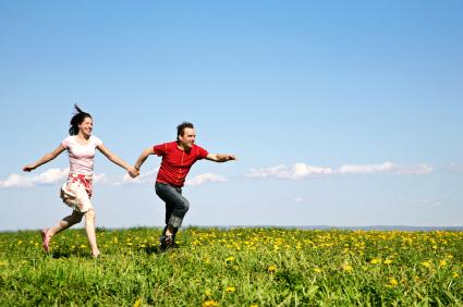 Nutze eine Partnerbörse um den Partner fürs Leben zu finden!